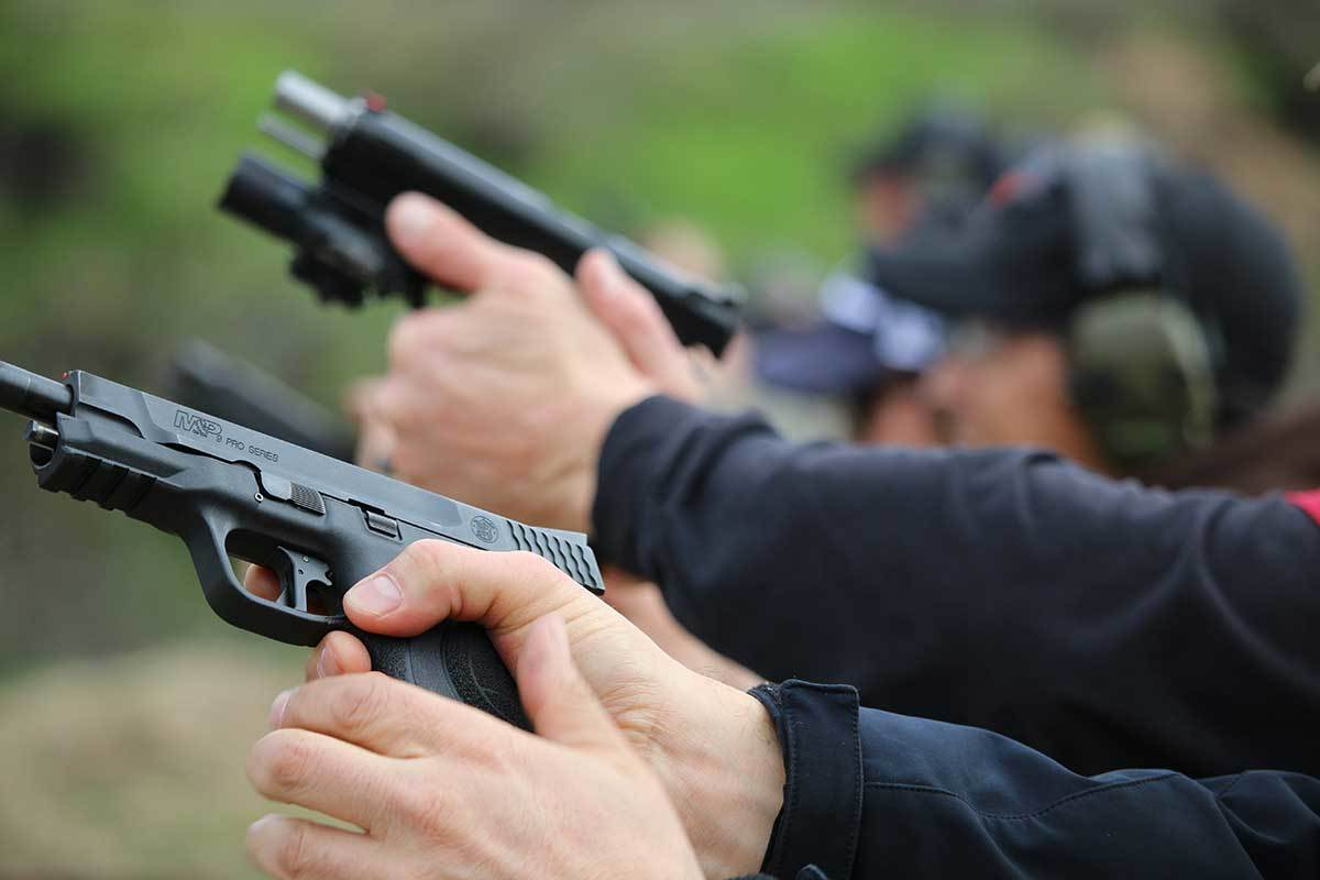 Tactical Firearms Training | Covered 6